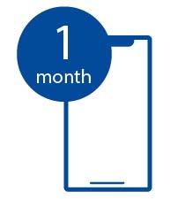 30 days subscription image