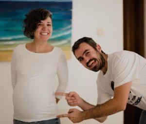 Dimitria pregnant