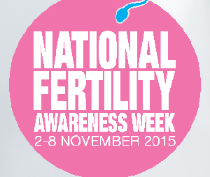 It's National Fertility Awareness Week - come find us at the Fertility Show!