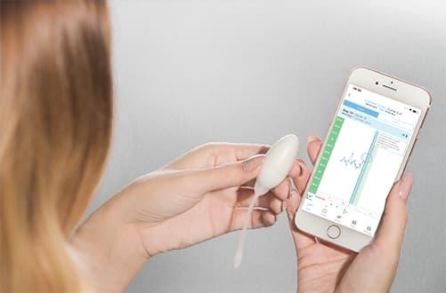 OvuSense Realtime Fertility Monitor